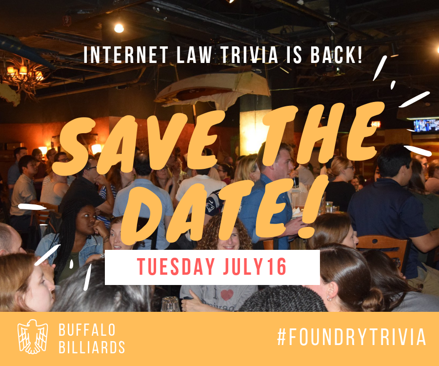 Trivia 2019 Save The Date